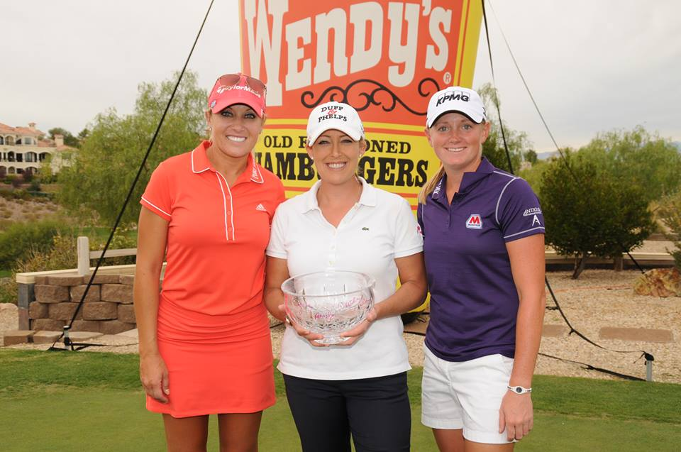 Wendy's 3 Tour champs