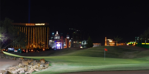TaylorMade Golf Experience in Las Vegas