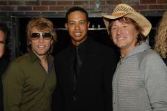 Jon Bon Jovi, Tiger, Richie Sambora